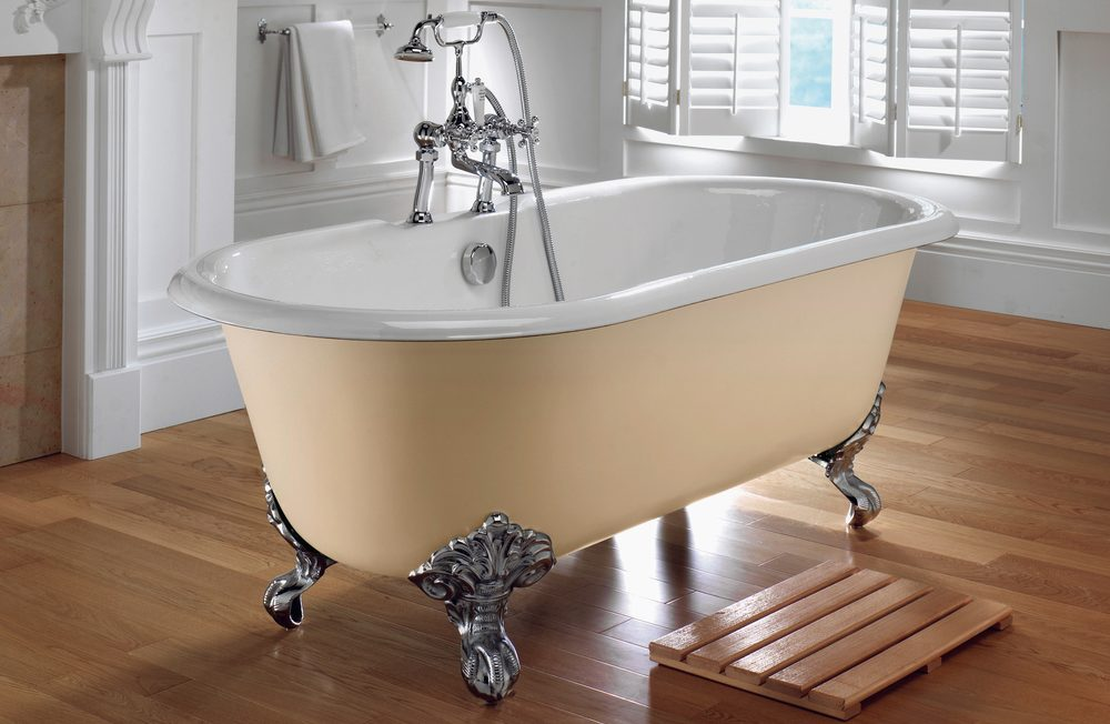 Double ended bath