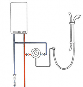 Main pressure system diagram