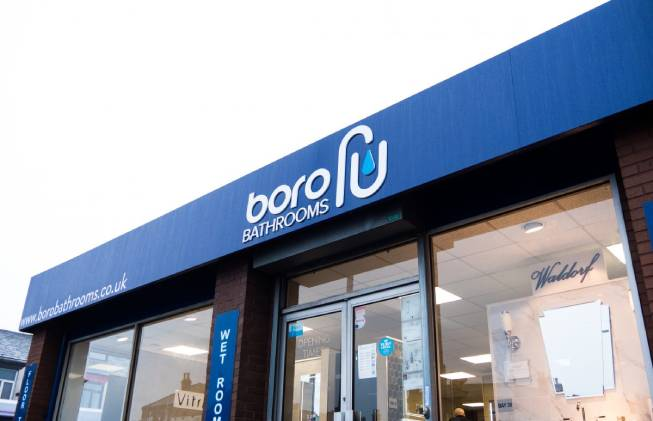 boro bathrooms showrooms in rochdale and bury